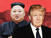Kim Jong Un lan dau cong bo ly do muon gap Trump