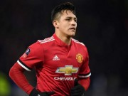 The thao - Alexis Sanchez noi gi ve phong do te hai o M.U?