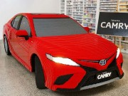 Chiem nguong mo hinh Lego Toyota Camry