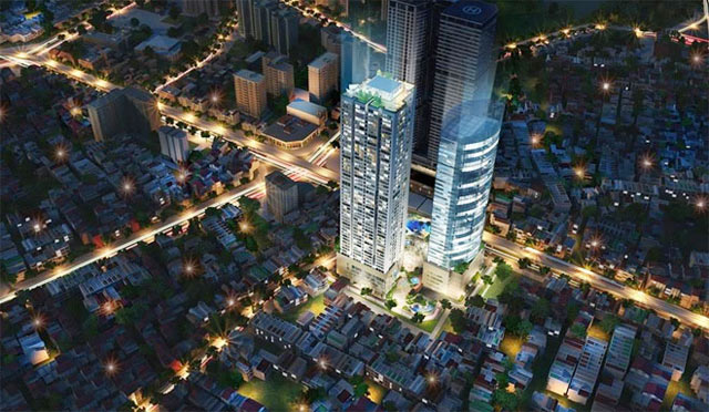 chinh thuc cat noc flc twin towers - toa chung cu cao nhat ha noi hinh anh 3