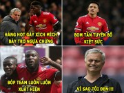 "anh - Video - aNH CHe BoNG da (23.3): Tien Dung ""tut doc"", Mourinho den dui"