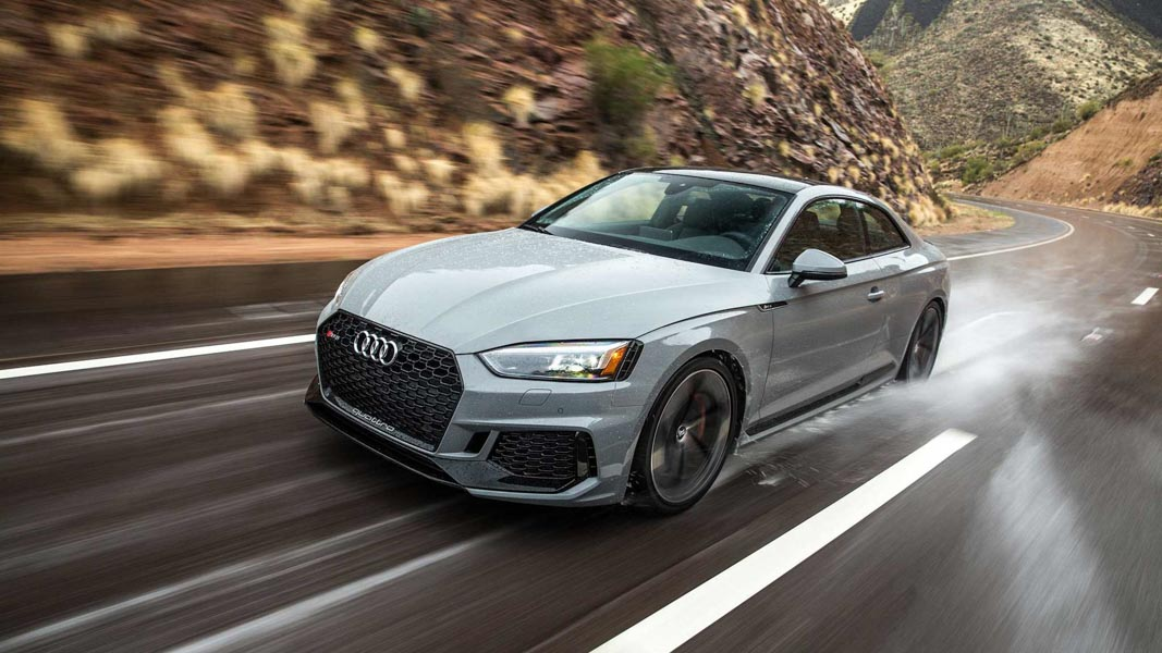 audi rs5 2018 co gia tu 1,5 ty dong tai my hinh anh 1