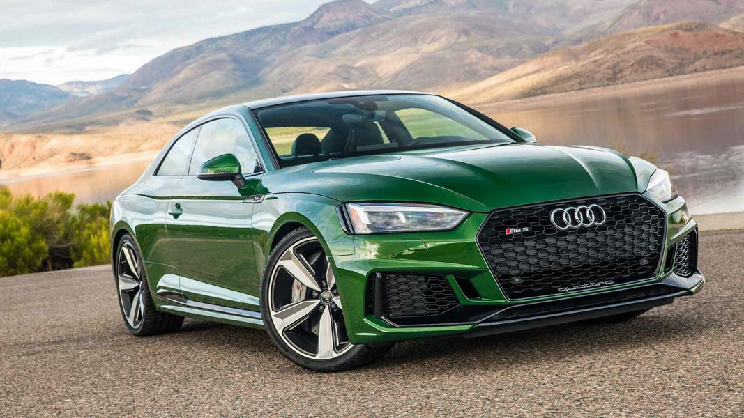 audi rs5 2018 co gia tu 1,5 ty dong tai my hinh anh 2