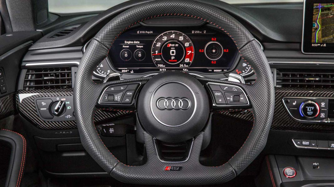 audi rs5 2018 co gia tu 1,5 ty dong tai my hinh anh 4