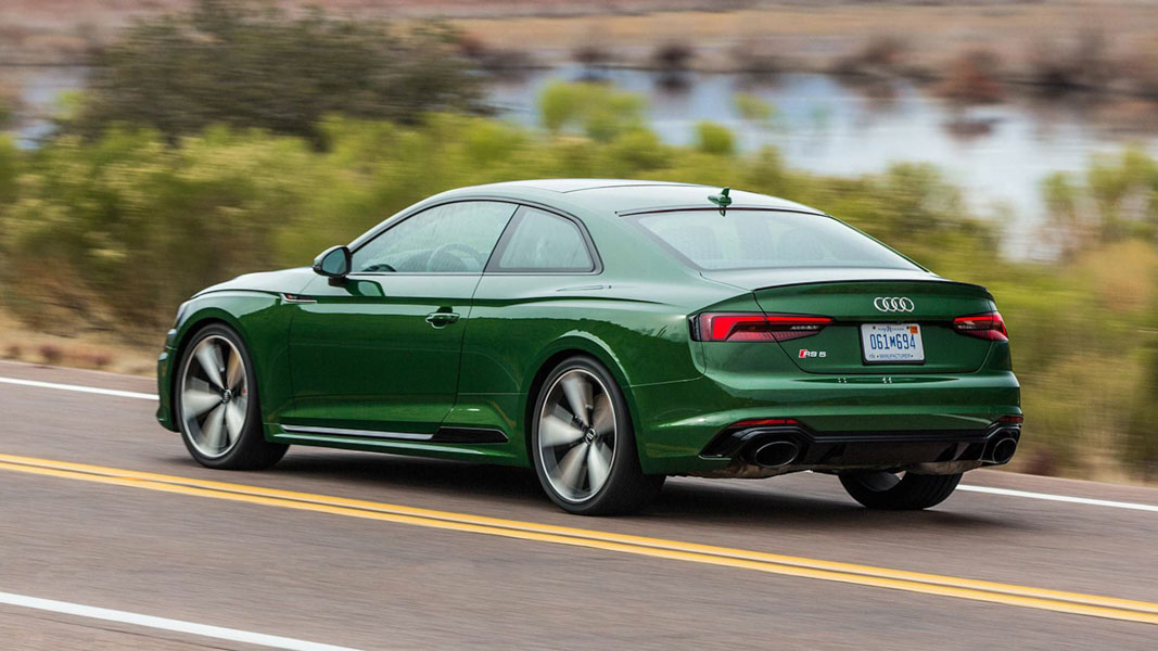 audi rs5 2018 co gia tu 1,5 ty dong tai my hinh anh 5