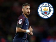 "Man City gay soc voi tham vong ""no bom tan"" Neymar"