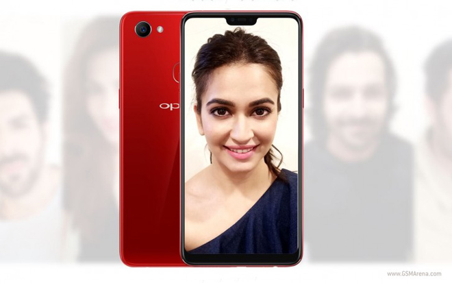 hot: ra mat oppo f7 voi camera selfie thong minh 25mp hinh anh 1
