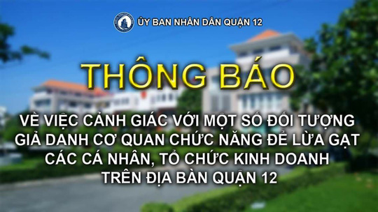 """ro su that can bo quan ly thi truong """"voi"""" tien o quan 12 hinh anh 1"""