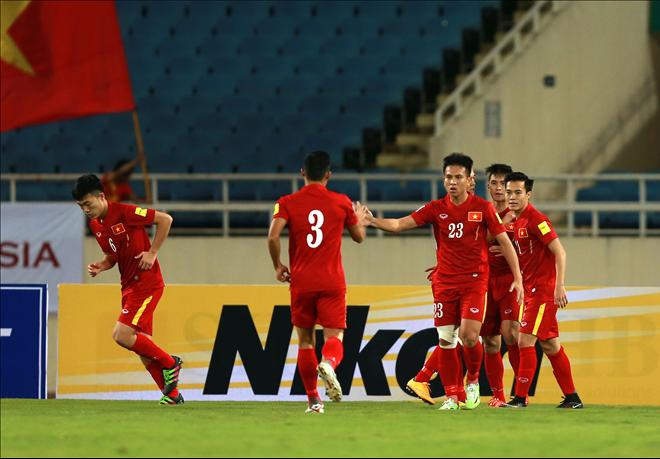 lo dien doi thu cua dt viet nam o vck asian cup 2019? hinh anh 1