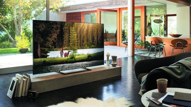 danh gia chi tiet samsung qled tv 8k q900r: dinh cao cong nghe hinh anh 8