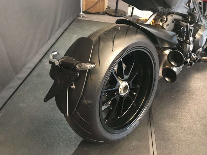 """ma toc do"" ducati diavel 1260 s lo dien, xung danh super cruiser cua the ky hinh anh 3"