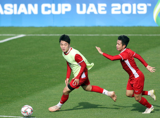 tin toi (12.1): dt viet nam can gi de co the di tiep o asian cup 2019? hinh anh 1