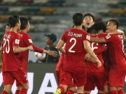 The thao - Lich thi dau Asian Cup 2019 ngay 16.1: dT Viet Nam lay ve vao vong 1/8?