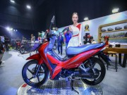 Can canh 2019 Honda Wave 110i Thai Lan sap ve Viet Nam