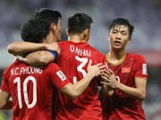 Bang xep hang cac doi xep thu 3 tai Asian Cup 2019