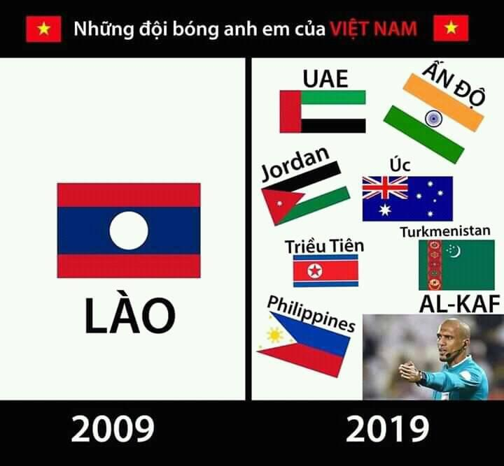 asian cup 2019: anh che sieu hai huoc khi dt viet nam vao vong 1/8 hinh anh 7