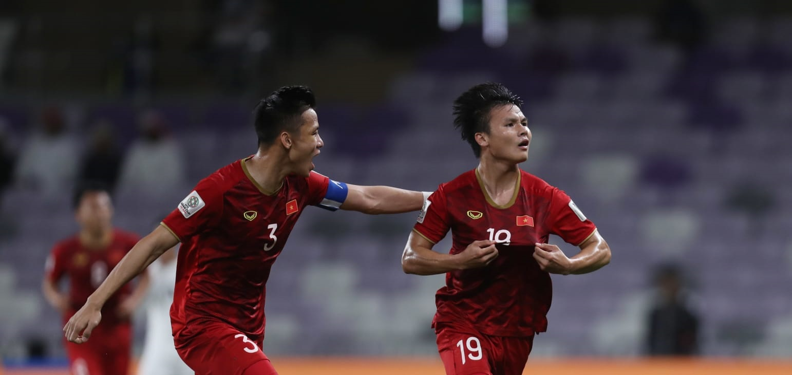 bat ngo truoc ty le cuoc dt viet nam vo dich asian cup 2019 hinh anh 1