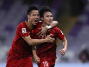 The thao - Vao vong 1/8 Asian Cup, dT Viet Nam con kem Jordan may bac tren BXH FIFA?