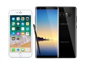 "10 trieu nen ""muc"" Galaxy Note 8 cu hay iPhone 6s Plus moi tot hon?"