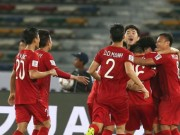 The thao - Lich thi dau Asian Cup 2019 ngay 20.1: Viet Nam gay soc?