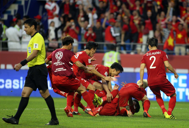 asian cup 2019: lo ly do dt viet nam co the tien toi... tran chung ket hinh anh 1