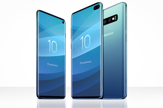 tiet lo gia ban galaxy s10 - thap hon nhieu so voi iphone xs hinh anh 1