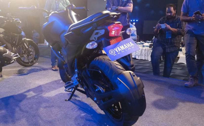 2019 yamaha fz v3.0 va fz-s v3.0 ra mat, gia tu 31 trieu dong hinh anh 4