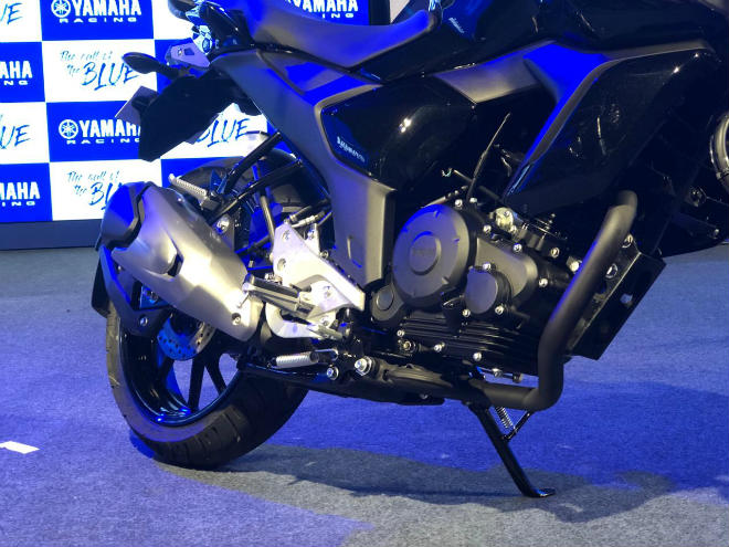 2019 yamaha fz v3.0 va fz-s v3.0 ra mat, gia tu 31 trieu dong hinh anh 2