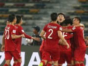 diem mat 8 doi lot vao tu ket Asian Cup 2019: dT Viet Nam - Be hat tieu?