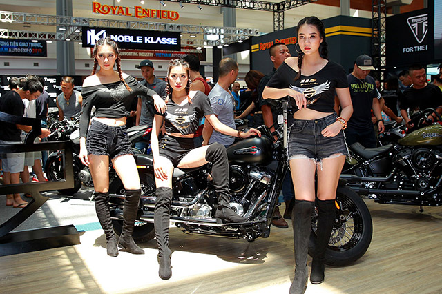 sap dien ra trien lam o to, xe may autoexpo 2019 hinh anh 1