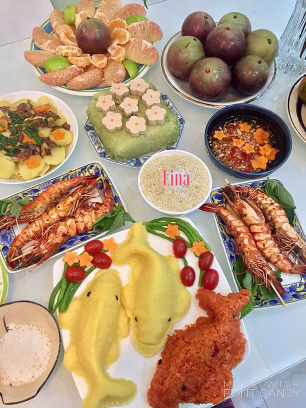 cach lam mam com cung ong cong ong tao day du ma don gian nhat hinh anh 9