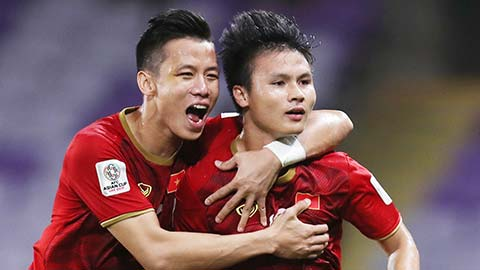 "nha bao anh: ""dt viet nam du suc gianh ve du world cup"" hinh anh 1"