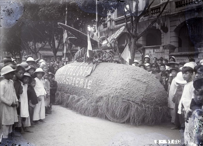anh la ve ngay dinh chien o ha noi nam 1923 hinh anh 2
