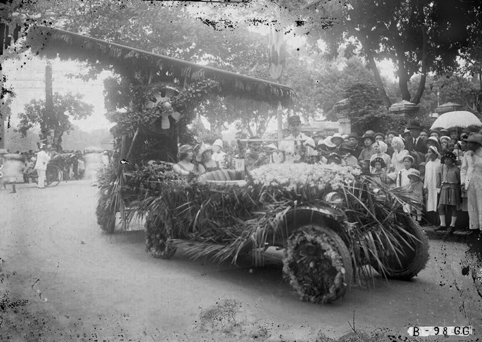 anh la ve ngay dinh chien o ha noi nam 1923 hinh anh 5