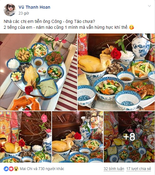 chi em khoe hang loat mam co cung ong tao ve troi hinh anh 3