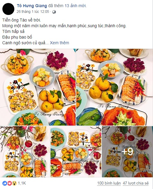 chi em khoe hang loat mam co cung ong tao ve troi hinh anh 9