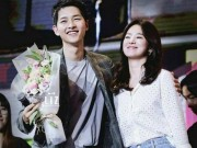Song Hye Kyo dap tra tin don ly hon chong tre bang dong thai nay