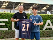 "The thao - Co Xuan Truong, Buriram United mo ve ""hat-trick"" tai Thai-League"