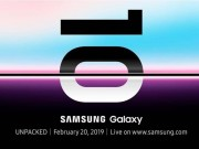 Toan canh Galaxy S10 truoc gio G