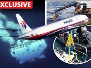 The gioi - Co the tim thay MH370 o noi sau 7.000m duoi an do Duong?