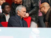 The thao - Jose Mourinho bat ngo tiet lo ben do gay soc cho CdV