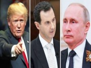 The gioi - My ra tuyen bo ve Syria co the choc gian Putin, Assad