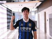 The thao - Cong Phuong ghi ban trong ngay ra mat Incheon United
