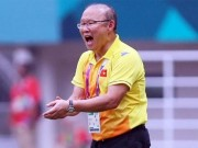 The thao - Tin sang (22.2): Co thay Park, Viet Nam 90% kha nang doat HCV SEA Games