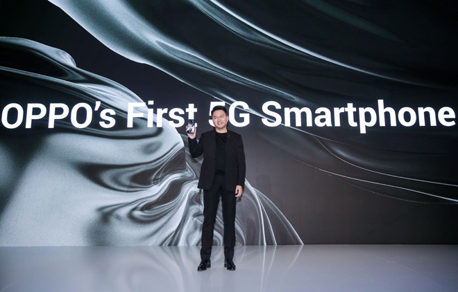 oppo trinh lang smartphone cong nghe 5g dau tien the gioi hinh anh 3