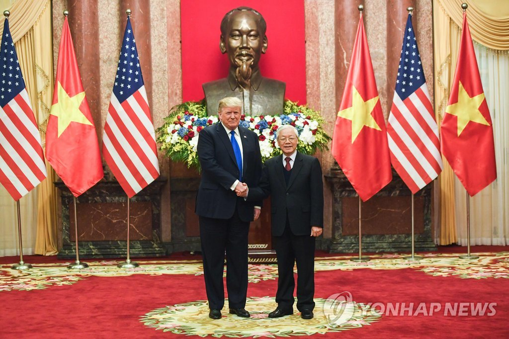 ong trump: trieu tien co the phat trien giong viet nam hinh anh 1