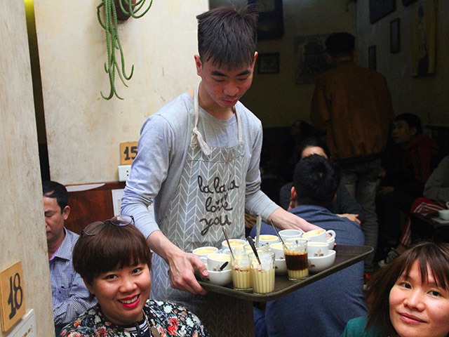 cafe giang nuom nuop khach sau hoi nghi thuong dinh my - trieu hinh anh 6