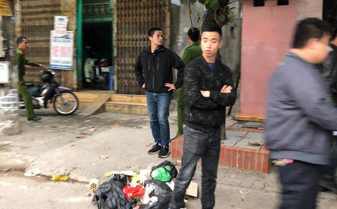 nam dinh: ca gia dinh bi truy sat, 4 nguoi thuong vong hinh anh 1