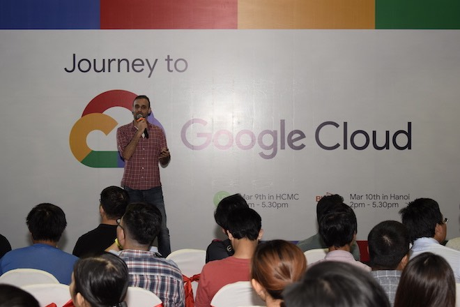 "moi start-up viet co the nhan toi 2,3 ti dong de ""cuoi may"" google buoc ra the gioi hinh anh 2"