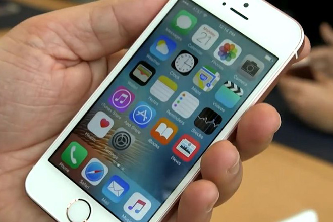 apple tiep tuc thanh ly iphone se gia 5,78 trieu dong hinh anh 1